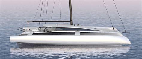 trimaran grainger 20m loa custom trimaran grainger designs catamarans and
