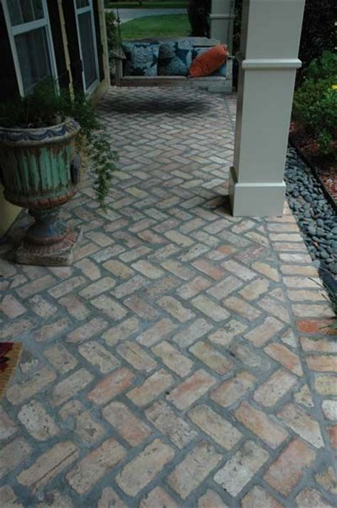 Brick Porch Floor by 69 Best Images About Garden And Yard On