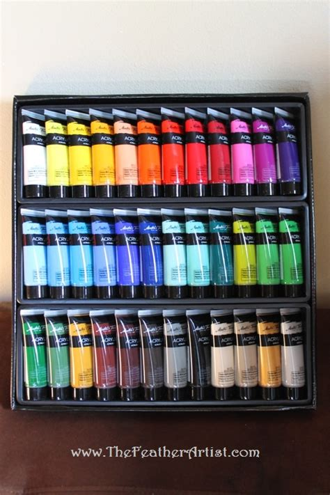 acrylic paint artist review master s touch studio acrylic paint the