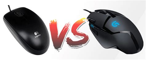 Standart Mouse Gaming difference between a normal mouse and gaming mouse 2018