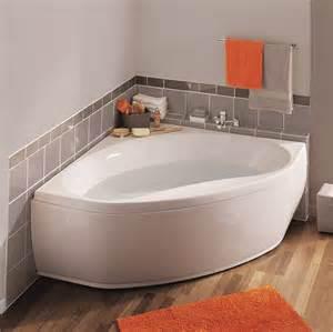 contenance baignoire standard baignoire d angle nalia d angle aquarine