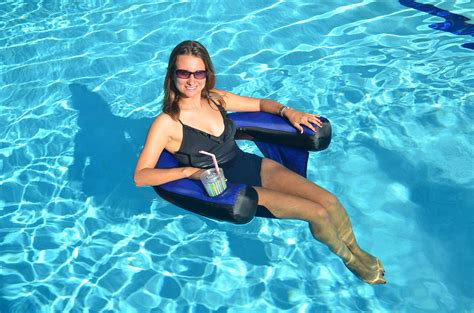 fabric covered u seat lounger poolsupplies