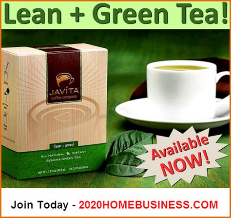 weight loss green tea earn fortunes in 2014 marketing the no 1 mlm javita