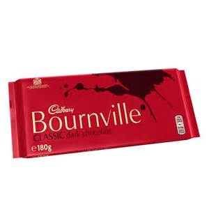cadbury bournville 180g dark chocolate