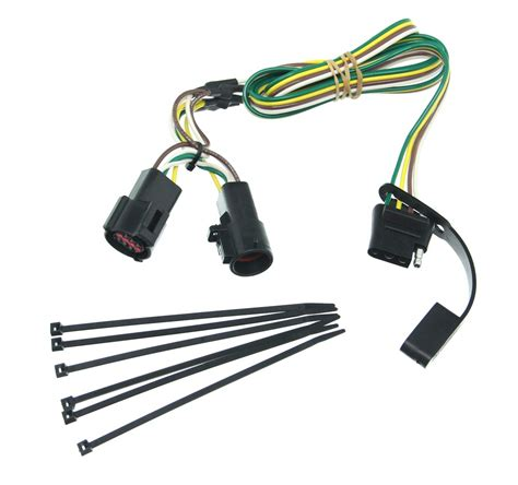 truck to trailer wiring harness connectors harness auto