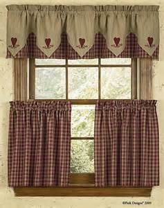 Country Style Curtains And Drapes Country Curtains Valances Optimal Solution For Your Kitchen Window Treatments Design Ideas
