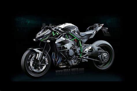 Motorrad Kawasaki Ninja H2r by Kawasaki Ninja H2r 2015 Motorrad Fotos Motorrad Bilder