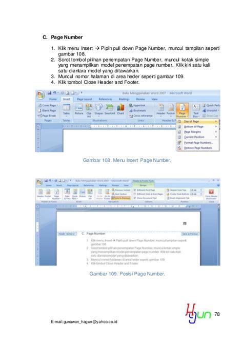 membuat daftar isi di ms word 2007 13 detik membuat daftar isi di ms word 2007 r4 doc