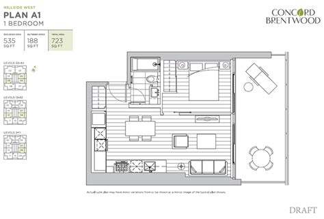 brentwood floor plan new vancouver condos for sale presale lower mainland