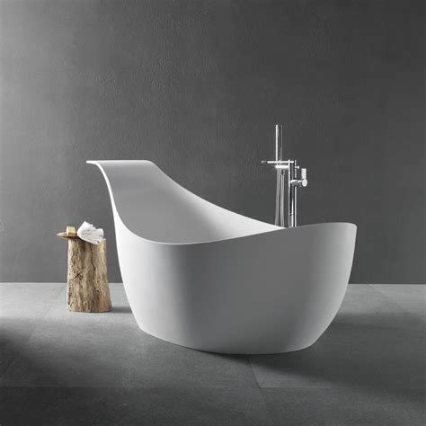 vasca in vasca da bagno freestanding design moderno by novello