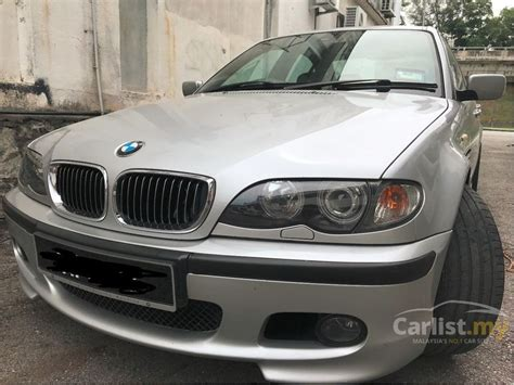 2002 bmw 320i price bmw 320i 2002 in kuala lumpur automatic silver for rm