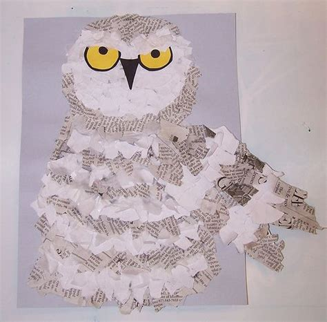 Tippytoe Crafts Snowy Owls - 104 best owls images on owl classroom ideas