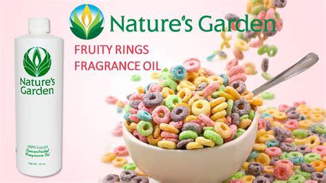 Natures Garden Coupon by Fruity Rings Fragrance Natures Garden