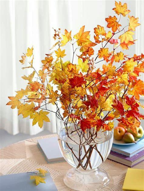 Deko Bl Tter Herbst 2616 by Herbstliche Dekoration Neue Sch 246 Ne Vorschl 228 Ge