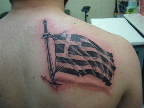 greek flag tattoo designs ancient tattoos and designs page 30