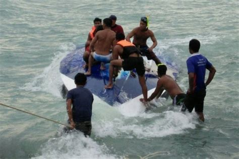 Thailand speedboat horror: Brit woman dead and Leicester