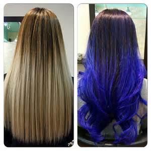 Should Hair Be Washed Before Coloring - coloring my hair blue hareta hair studio nicolekiss