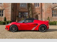Lotus Elise Sprint: news and pictures of 2017 lightweight ... 2017 Lotus Elise Weight
