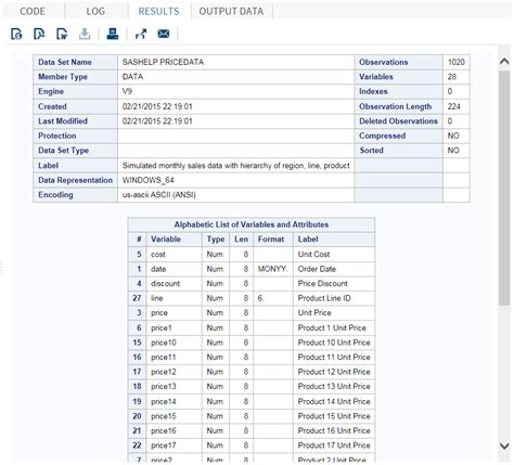 table attributes in html list table attributes task sas r studio 3 4 user s guide