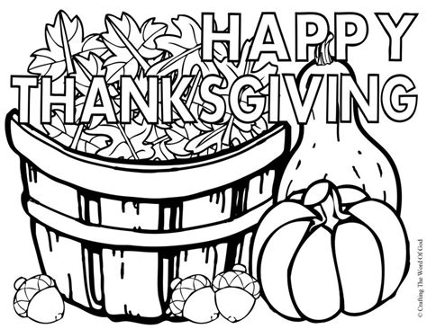 thanksgiving coloring pages pdf happy thanksgiving 3 coloring page 171 crafting the word of god