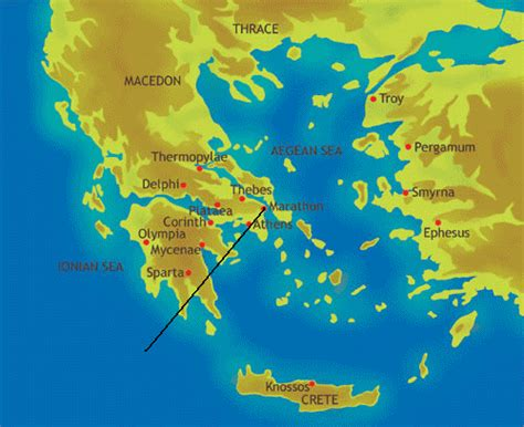 Marathon Greece Map by Part Iii The Battle Of Marathon 171 Ancient Greece