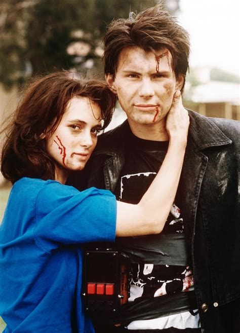 Says Shes Not Dating Christian Slater by Winona Gushes Heathers Costar Christian