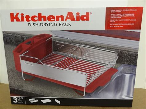 Retro Kitchen Canister Sets by Kitchenaid Drying Rack Kitchen Ideas