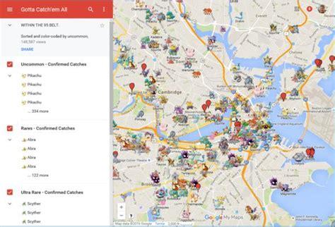 Gotta Catch Em All Samsung Galaxy Grand Prime Casing Premium H new pok 233 mon go maps show you where to catch em all or
