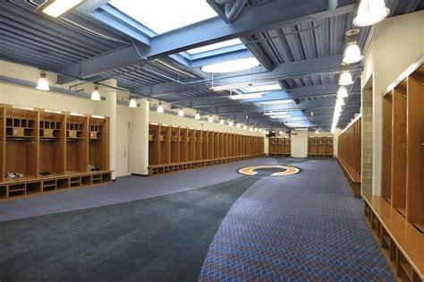 chicago locker room mechanical hub chicago bears kick season at renovated halas