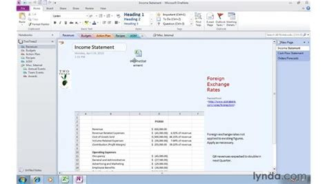 onenote section group using section groups