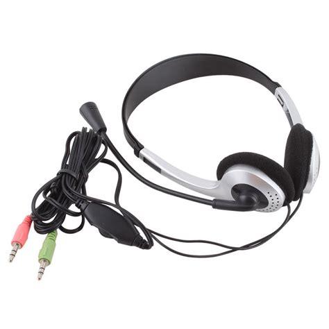 Headset Komputer Headset Headphone Headset Murah Headset Computer cheap wired gaming earphone headphone with microphone 3 5mm mic voip headset skype for pc