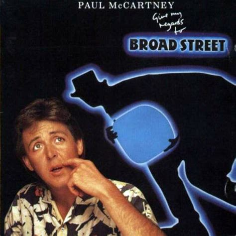 my paul give my regards to broad paul mccartney