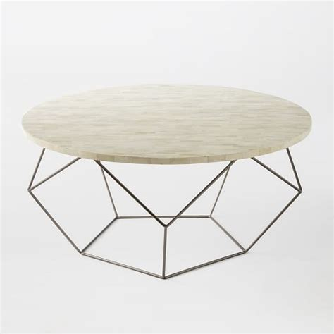 Origami Coffee Table West Elm - origami coffee table large west elm