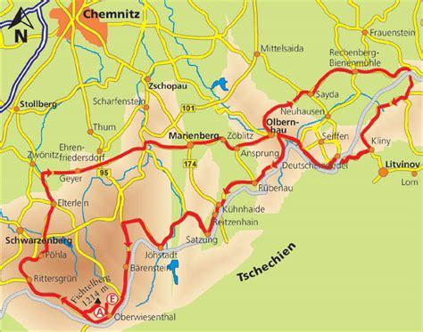 Motorradtouren Sachsen by Motorradtour Erzgebirge Mittleres Erzgebirge Motorrad