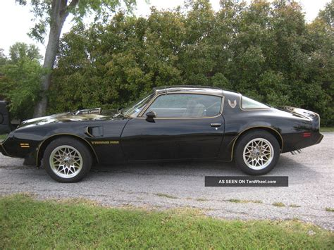 1979 pontiac trans am 1979 pontiac firebird trans am related infomation