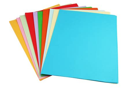 What To Make With Coloured Paper - sinar premium a4 color paper for photocopy craft