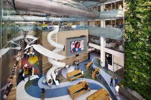 Top Design Firms In The World by Inspiration Offices With Slides Yes Slides Office