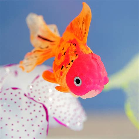 bestp glow   dark artificial cat toy fish aquarium