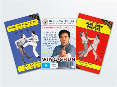 best wing chun book the masters international wing chun academy