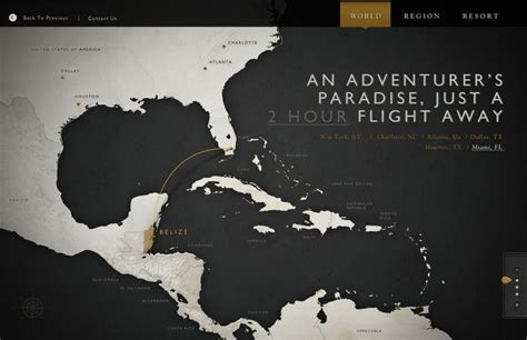 Designspiration Search Jquery | css jquery interactive travel map for kaana resort in