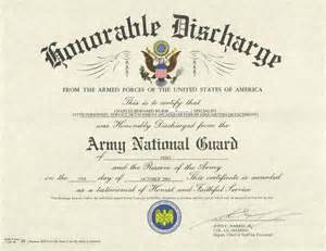 honorable discharge certificate template education awards
