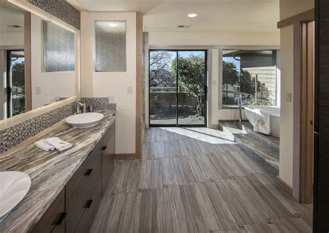 Spa Inspired Bathroom by Spa Inspired Bathroom Remodel Stellar Renovations