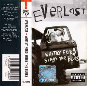 everlast whitey ford sings  blues cassette album discogs