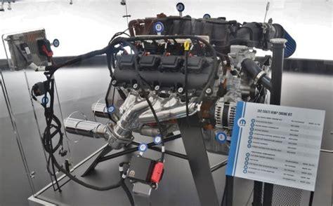 392 Hemi Crate Engine by Listen To The Dodge Challenger Srt 392 Hemi Roar In Mopar