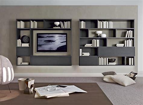 Modular Living Room Design by Wohnzimmerm 246 Bel Tv St 228 Nder B 252 Cherschrank Hohe Design