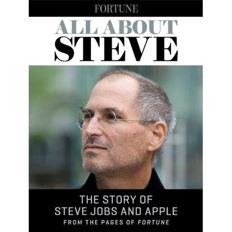 quick biography of steve jobs fortune s new quot all about steve quot ebook covers 28 years of jobs