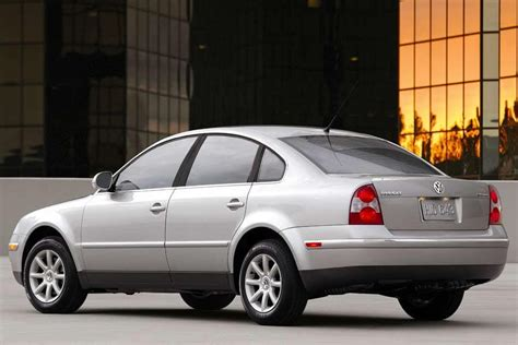 2004 Volkswagen Passat Reviews by 2004 Volkswagen Passat Overview Cars