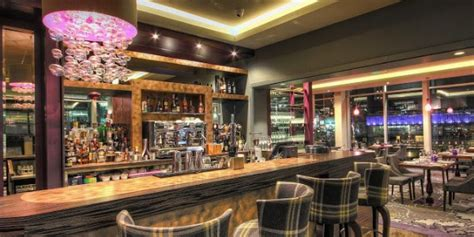 The Citys Non Bistro by Damson Media City Review Salford Quays Restaurant Bar