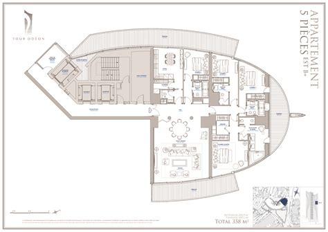 floor plan tour odeon tower luxury la costa properties monaco