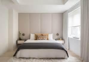 chambre contemporaine blanche chambre 224 coucher contemporaine 55 designs 233 l 233 gants